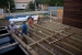 Photo of WaterShed deck framing