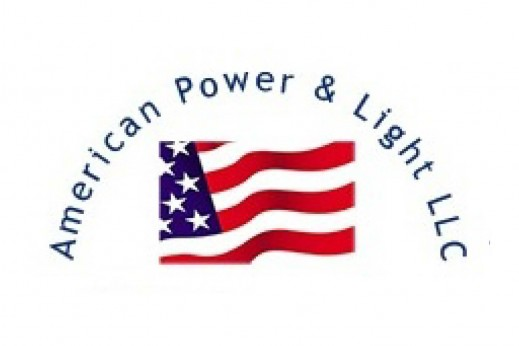 Image of American Power and Light logo