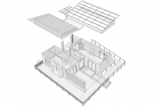 Image of house showing airflow