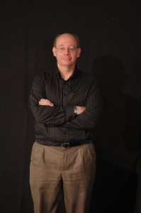 Photo of faculty adviser Mike Binder
