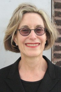 Photo of faculty advisor Madlen Simon