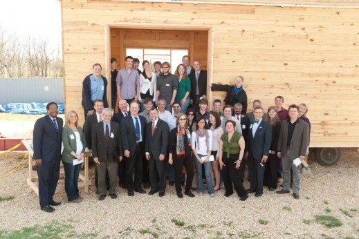 Photo of our sponsors attending ShedRaising