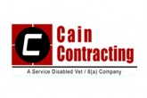 Image of Cain Contracting logo