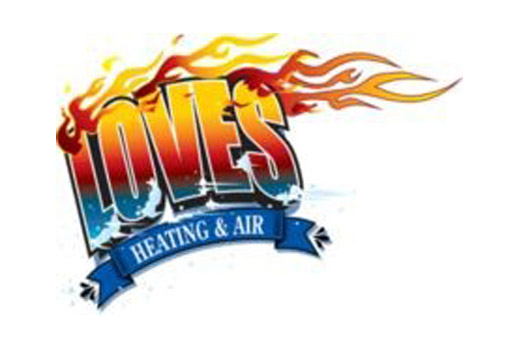 Image of Love's Heat & Air logo