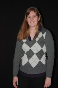 Photo of Faculty Advisor Brittany Williams